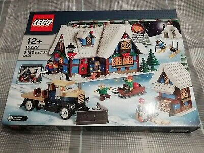 LEGO 10229 Creator Winter Village Cottage NEW & SEALED Retired Very Rare • 399£