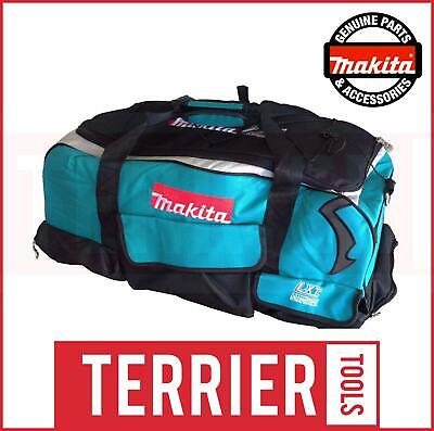Makita 831279-0 LXT 600mm Bag On Wheels Stores 6 Pc Tool Bag Telescopic Handle • 43.99£
