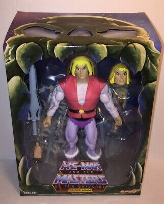 $65 • Buy MOTU Filmation Club Grayskull Prince Adam New Mailer Masters Of The Universe