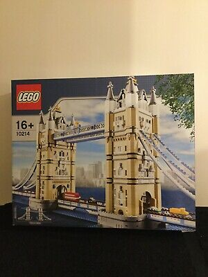 LEGO Creator London Tower Bridge 10214 NEW & UNOPENED Box • 299.99£