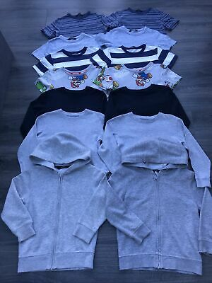 Twin Boys Clothing Bundle Aged 5-6 Years NEXT GEORGE Free Fast P&P • 20£