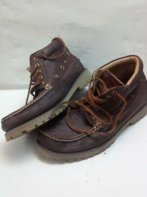 M&S Sneaker Deck Walking  Boots Ankle Shoes Size 11 New Marks & Spencer. • 28.99£