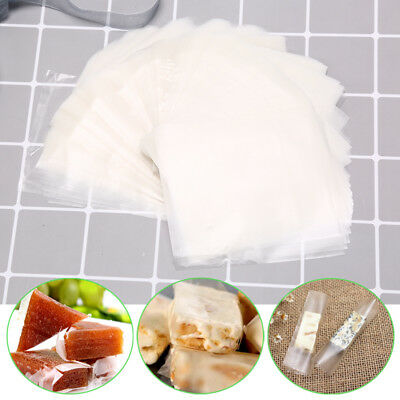 £4.45 • Buy 500 Sheets Edible Glutinous Rice Paper Xmas Wedding Candy Food Sweets Wrappin*OI
