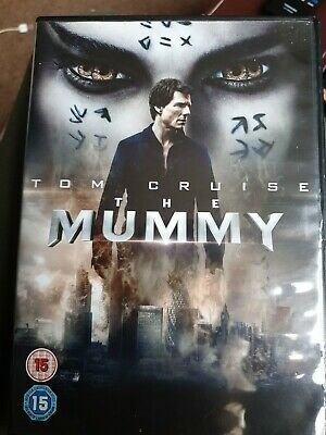 The Mummy By Universal Pictures (DVD, 2017) • 0.99£