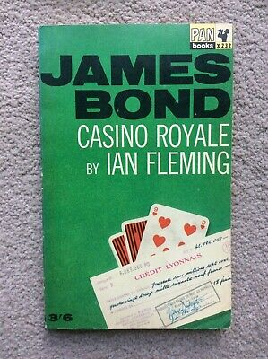 Casino Royale IAN FLEMING 1964 Pan Books X232 Good Condition 19th Print • 6.49£