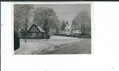 Dollie's Corner , Seaview Road ; Herne Bay ; In The Snow ; Scrivens ; C.1950 • 6£