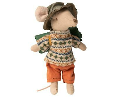 Maileg Big Brother Hiker Mouse Camping Gift Present Mice Brand New • 28£