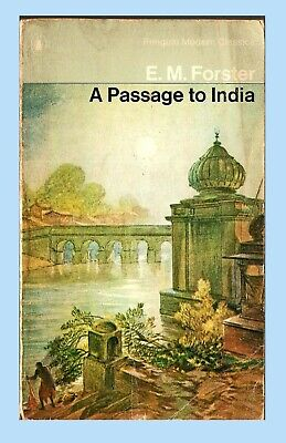 A PASSAGE TO INDIA. E. M. Forster. 1967. Penguin Paperback. Very Good Condition. • 8.50£