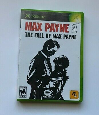 Max Payne 2: The Fall Of Max Payne - Original Xbox Game Complete And Tested  • 6.64£