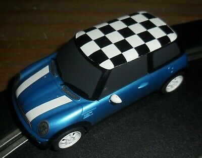 Scalextric Rare Vintage BMW Mini Cooper Touring / Rally / Road Car Superb & Fast • 5.50£