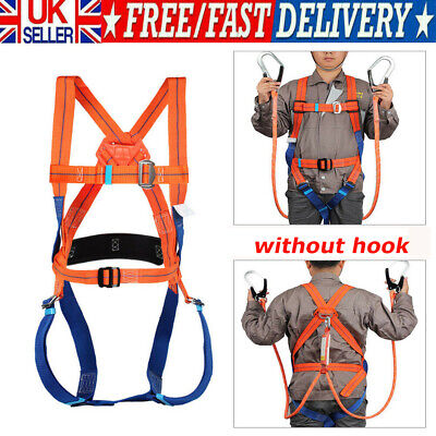 £23.87 • Buy 5 Point Fall Arrest Safety Harness Scaffold Construction Work Protection Harness