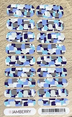 AU11 • Buy Jamberry Retired Nail Wraps Full Sheets - Assorted