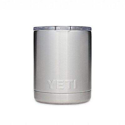 AU27.59 • Buy NEW IN YETI Rambler Lowball Cup Stainless Steel