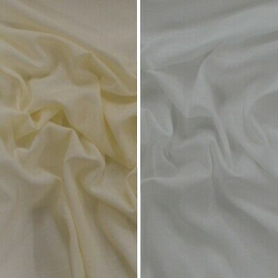 £3.75 • Buy Muslin Cotton Fabric Cheesecloth Sieve 100% Cotton Material 59  (150cms) Wide