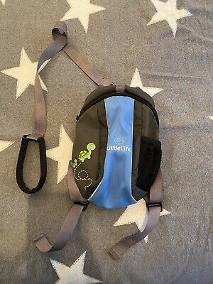 Littlelife Toddler Backpack With Reins / Parent Handle  • 2£