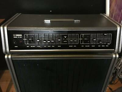 AU500 • Buy Yamaha PE-200 Pre-amp And Power Amp Cabinet 1960