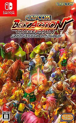 AU69 • Buy Capcom Belt Action Collection Nintendo Switch Brand New Sealed