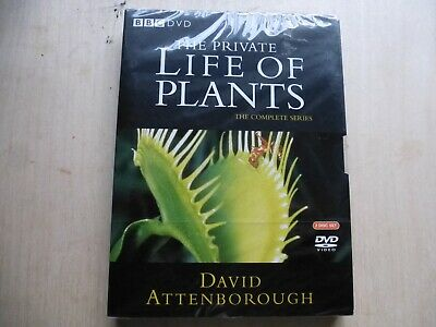 The Private Life Of Plants - Dvd - Bbc • 10.79£