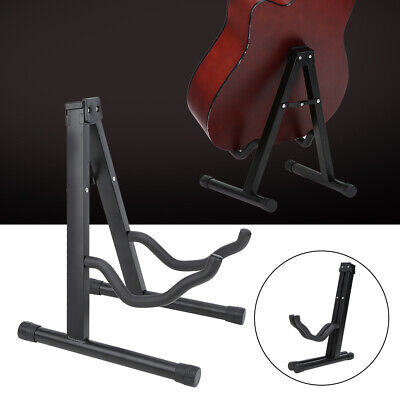$ CDN36.25 • Buy Guitar Stand A Type Floor Standing Mount Foldable Ukulele Musical Instrument