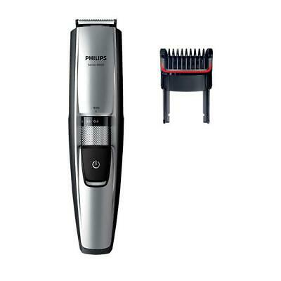 AU95.01 • Buy Philips Beard Trimmer Series 5000 Stubble Trimmer Silver/Black Free Shipping!