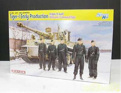 Dragon Michael Wittman German Army Tiger Early Production Type 1/35 • 143.55£