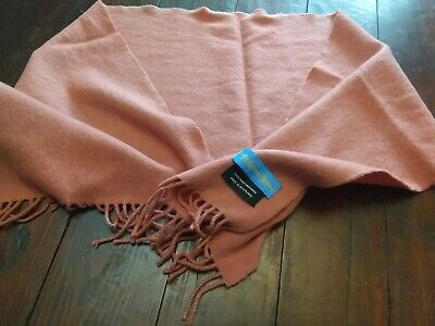 Gorgeous The Cashmere Company Pure Cashmere Scarf Lovely Condition  • 5.50£