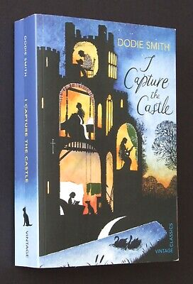 I Capture The Castle By Dodie Smith Paperback Book (Vintage, 2012) • 6.30£