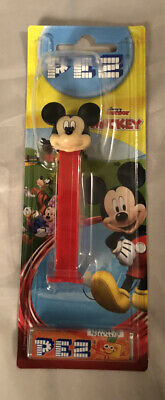 Disney Junior Mickey Mouse Clubhouse Pez Dispenser With 4 Sweet Refill Pack. • 2.90£