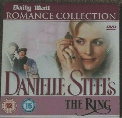Romance Collection DANIEL STEEL'S - 'The Ring' DVD • 1.89£