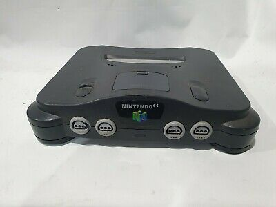 AU76 • Buy Nintendo 64 N64 PAL Console Only Replacement Good Condition