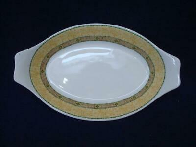 £25 • Buy WEDGWOOD HOME FLORENCE 9  X 5 1/2  AU GRATIN DISH   EXCELLENT