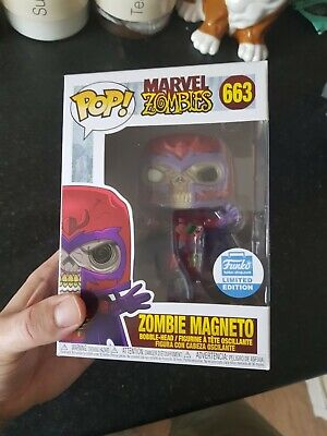 Funko Pop! Zombie Magneto Funko Shop Exclusive  • 19£
