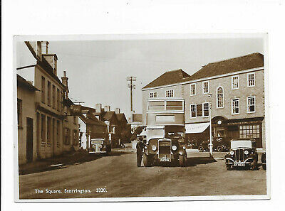 Storrington, The Square, No. 22 Bus; Posted To Chalfont St Giles. Date Unclear • 4.20£