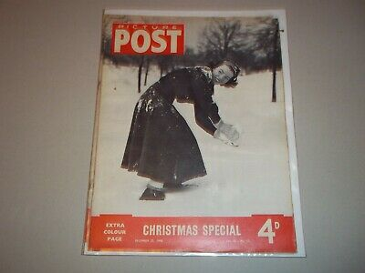 Picture Post Magazine 25 December 1948 Charente Cognac Togare Tigers • 6.50£