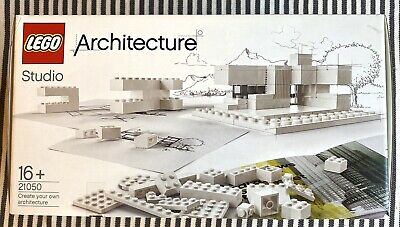 Lego Architecture Studio 21050 With Book And Box - Used (but Hardly) • 41£