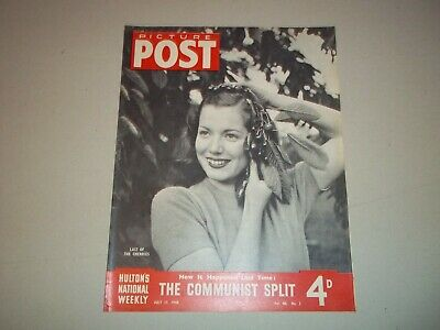 Picture Post Magazine 17 July 1948  Lancing College Berlin Air Lift   Communism • 6.50£