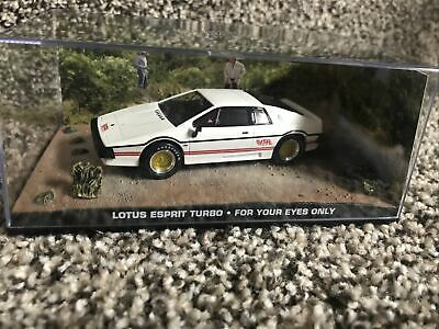 $ CDN66.06 • Buy 007 JAMES BOND Lotus Esprit Turbo 1:43 For Your Eyes Only