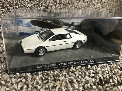 $ CDN52.84 • Buy 007 JAMES BOND Lotus Esprit The Spy Who Loved Me