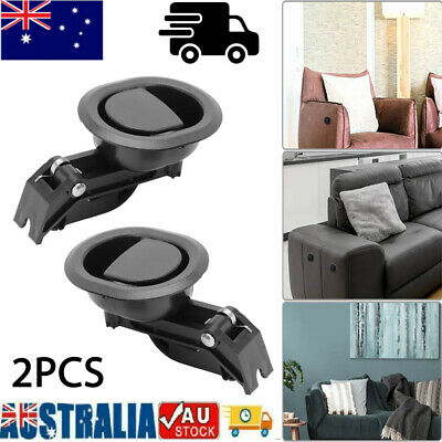 AU17.39 • Buy 2x Sofa Handle For Suite Recliner Release Chair Settee Couch Cable Part Adjuster