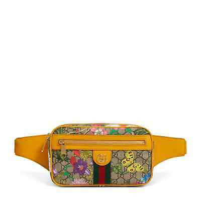AU1173.45 • Buy Gucci Ophidia GG Flora Belt Bag, Brand Size Medium 574796 HWHCC 9783