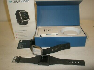 $ CDN24.91 • Buy Fit Bit Blaze Smart Fitness Watch W/ 2 Bands Charger & Papers