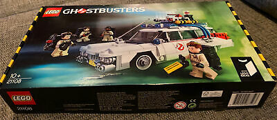 LEGO Ideas Ghostbusters Ecto-1 (21108) New & Sealed • 100£