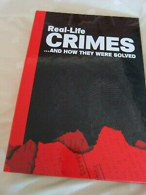 Real-Life Crimes Magazines Set Of 5 Gripping Stories True Crime With Folder  VGC • 4.99£