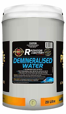 AU44.16 • Buy Penrite Demineralised Water 20L Fits SsangYong Actyon Sports 2.0 Xdi, 2.0 Xdi...