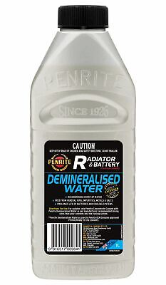 AU12.71 • Buy Penrite Demineralised Water 1L Fits SsangYong Actyon Sports 2.0 Xdi, 2.0 Xdi 4x4