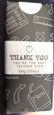 Message Bars Gifting Occasions Milk Chocolate Bars - Mixed Set Of 5 X 100G Bars • 8.99£