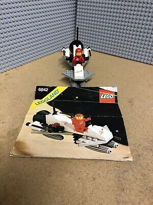 Lego Vintage Space Set 6842 Small Space Craft Set With Instructions. 1981. • 10.99£