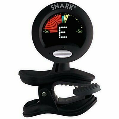 $ CDN20.52 • Buy Snark SN5X Clip-On Tuner For Guitar, Bass & Violin