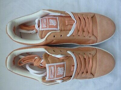 NEW DSPUMA X UNDFTD Clyde Ballistic Coral/White UK7 US8 • 39.99£