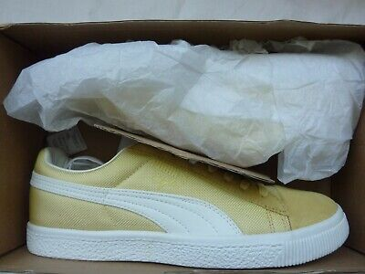 BNIB PUMA X UNDFTD Clyde Ballistic Mellow Yellow/White UK7 US8 DS Rare • 39.99£